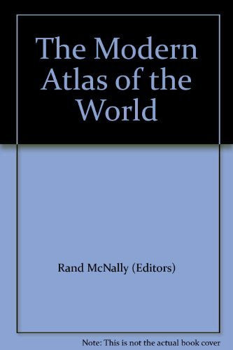 The Modern Atlas of the World - Wide World Maps & MORE! - Book - Wide World Maps & MORE! - Wide World Maps & MORE!