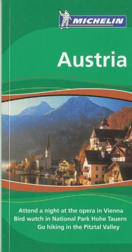 Michelin Green Guide Austria (Green Guide/Michelin)