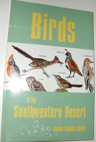 us topo - Birds of the Southwestern Desert - Wide World Maps & MORE! - Book - Brand: Gem Guides Book Co - Wide World Maps & MORE!