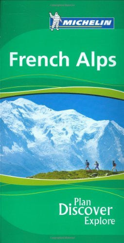 Michelin the Green Guide French Alps (Michelin Green Guides) - Wide World Maps & MORE! - Book - Michelin - Wide World Maps & MORE!