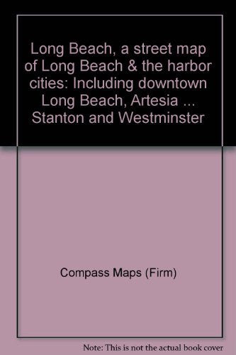 us topo - Long Beach, a street map of Long Beach & the harbor cities: Including downtown Long Beach, Artesia ... Stanton and Westminster - Wide World Maps & MORE! - Book - Wide World Maps & MORE! - Wide World Maps & MORE!
