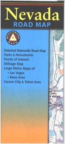 us topo - Map: Nevada Road - Wide World Maps & MORE! - Book - Wide World Maps & MORE! - Wide World Maps & MORE!