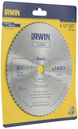 IRWIN Tools MARATHON Carbide Table / Miter Circular Blade