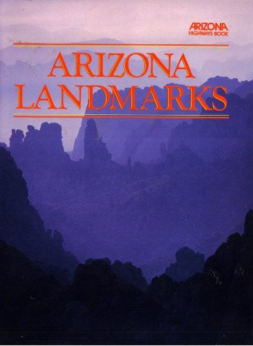 us topo - Arizona Landmarks - Wide World Maps & MORE! - Book - Wide World Maps & MORE! - Wide World Maps & MORE!