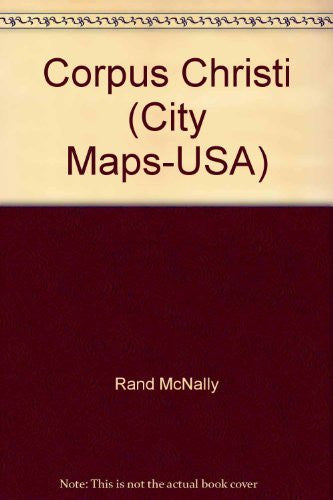 us topo - Folded Map-Corpus Christi (Rand McNally) - Wide World Maps & MORE! - Book - Wide World Maps & MORE! - Wide World Maps & MORE!