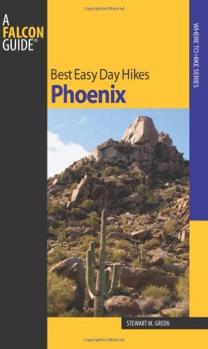 us topo - Best Easy Day Hikes Phoenix, 2nd (Best Easy Day Hikes Series) - Wide World Maps & MORE! - Book - Globe Pequot Press - Wide World Maps & MORE!