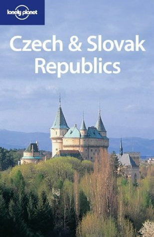 Lonely Planet Czech & Slovak Republics (Lonely Planet Czech and Slovak Republics) - Wide World Maps & MORE! - Book - Brand: Lonely Planet - Wide World Maps & MORE!