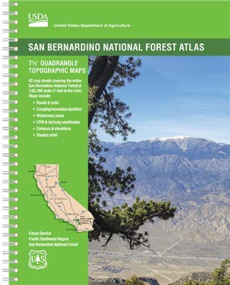 San Bernardino National Forest Atlas