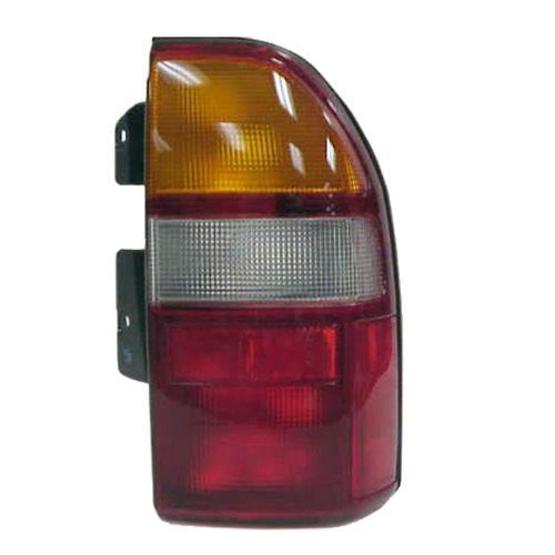 us topo - TYC 11-6143-00 Suzuki Passenger Side Replacement Tail Light Assembly - Wide World Maps & MORE! - Automotive Parts and Accessories - TYC - Wide World Maps & MORE!