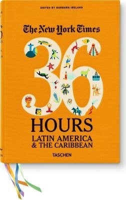 us topo - 36 Hours( Latin America & the Caribbean)[36 HOURS LATIN AMER & THE CARI][Hardcover] - Wide World Maps & MORE! - Book - Wide World Maps & MORE! - Wide World Maps & MORE!