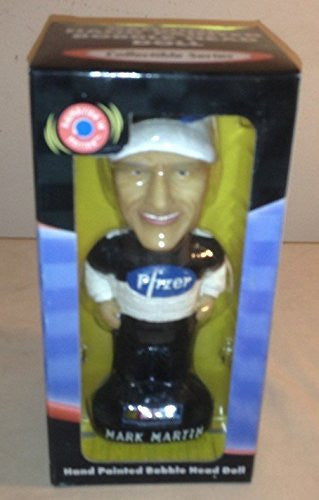 Mark Martin NASCAR Bobble Head