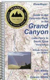 Guide to the Colorado River in the Grand Canyon: From Lees Ferry to South Cove