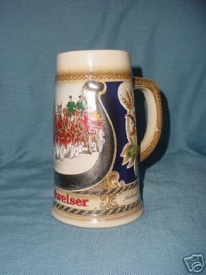 us topo - Budweiser Horseshoe Stein - Wide World Maps & MORE! - Kitchen - Budweiser - Wide World Maps & MORE!