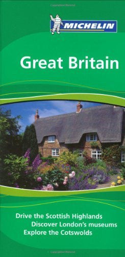 Michelin Great Britain (Michelin Green Guide Great Britain) - Wide World Maps & MORE! - Book - Wide World Maps & MORE! - Wide World Maps & MORE!