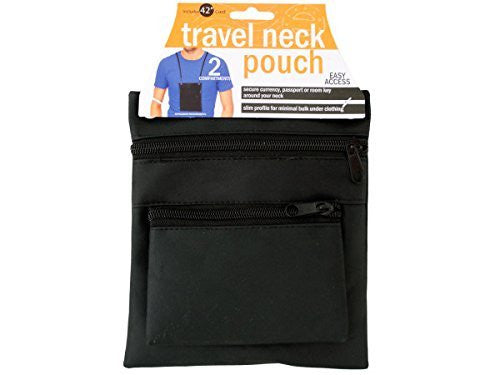 Travel Neck Pouch