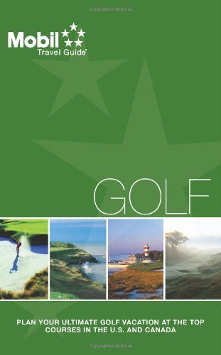 Mobil Golf (Mobill Travel Guide) - Wide World Maps & MORE! - Book - Brand: Mobil Travel Guide - Wide World Maps & MORE!