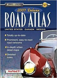 us topo - 2007 Roadmaster: Deluxe Road Atlas - Wide World Maps & MORE! - Book - Wide World Maps & MORE! - Wide World Maps & MORE!