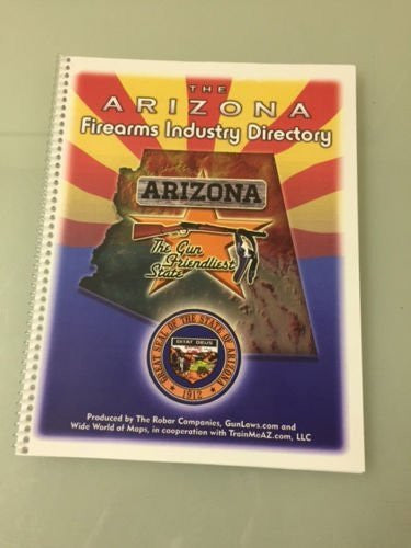 us topo - The Arizona Firearms Industry Directory - gun related businesses and groups - Wide World Maps & MORE! - Book - Wide World Maps & MORE! - Wide World Maps & MORE!