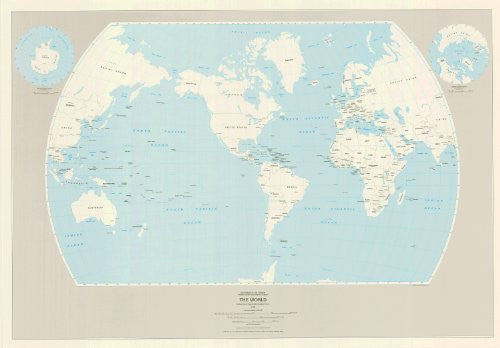 us topo - The World (TAA0071) - Wide World Maps & MORE! - Book - Wide World Maps & MORE! - Wide World Maps & MORE!