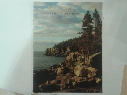 us topo - Acadia: The Story Behind the Scenery - Wide World Maps & MORE! - Book - Brand: Kc Pubns - Wide World Maps & MORE!
