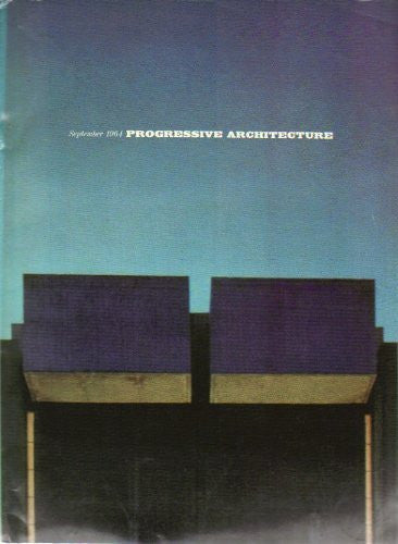 Progressive Architecture September 1964