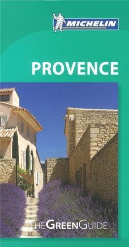 Michelin Green Guide Provence (Green Guide/Michelin)