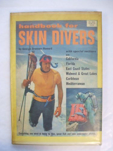 Handbook for Skin Divers - Wide World Maps & MORE! - Book - Wide World Maps & MORE! - Wide World Maps & MORE!