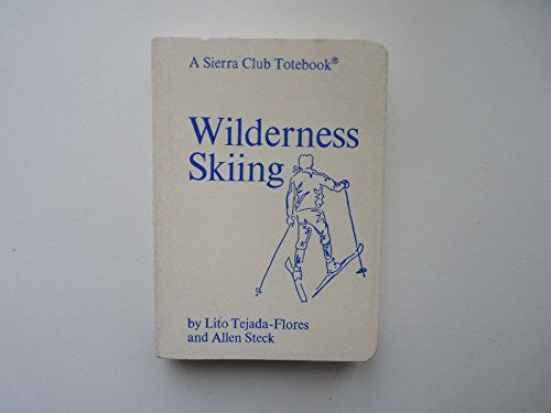 us topo - Wilderness Skiing (A Sierra Club totebook) - Wide World Maps & MORE! - Book - Brand: Random House, Inc. - Wide World Maps & MORE!