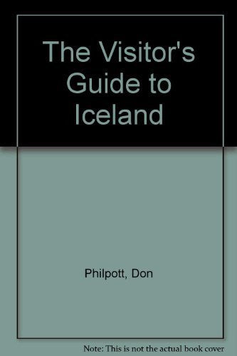 The Visitor's Guide to Iceland - Wide World Maps & MORE! - Book - Brand: Hunter Pub Inc - Wide World Maps & MORE!