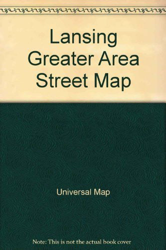 Lansing Greater Area Street Map