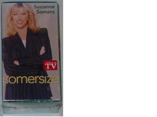 Somersize (2 VHS tapes) (#1 Eat Great,Lose Weight (Body Image) #2 Think Great, Look great, (Self Image) and How to Booklet/Recipes Cards and Pocket Guides)