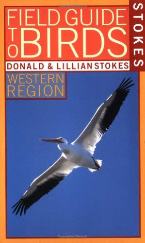 us topo - Stokes Field Guide to Birds: Western Region - Wide World Maps & MORE! - Book - Stokes - Wide World Maps & MORE!