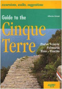 Guide to the Cinque Terre. Porto Venere, Palmaria, Tino-Tinetto