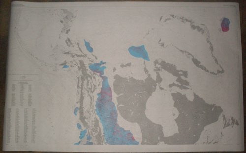 Geothermal Gradient Map of North America (Sheet 1 of 2)