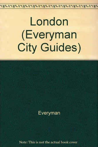 London (Everyman City Guides)