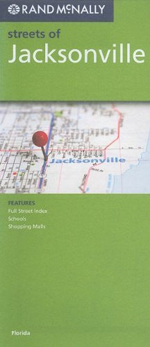 us topo - Rand McNally Streets of Jacksonville - Wide World Maps & MORE! - Book - Wide World Maps & MORE! - Wide World Maps & MORE!