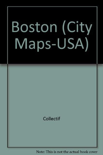Boston City Map (City Maps-USA)