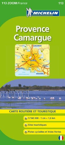 Provence Camargue (French Edition) - Wide World Maps & MORE! - Book - Wide World Maps & MORE! - Wide World Maps & MORE!