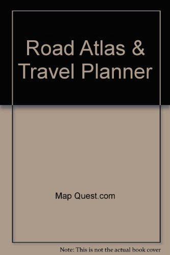 Road Atlas & Travel Planner (United States. Canada, Mexico) - Wide World Maps & MORE! - Book - Wide World Maps & MORE! - Wide World Maps & MORE!