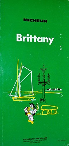 Michelin Green Guide: Brittany - Wide World Maps & MORE! - Book - Wide World Maps & MORE! - Wide World Maps & MORE!