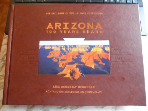 us topo - Arizona : 100 Years Grand 1912-2012 - Wide World Maps & MORE! - Book - Brand: : Arizona Historical Advisory Commission - Wide World Maps & MORE!
