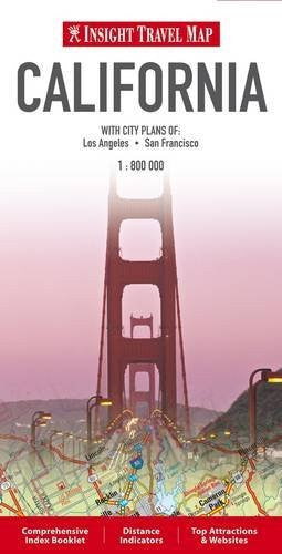 us topo - Insight Travel Maps: California - Wide World Maps & MORE! - Book - Wide World Maps & MORE! - Wide World Maps & MORE!