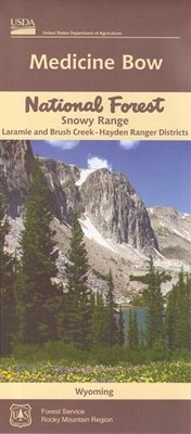 Medicine Bow National Forest - Snowy Range - Laramie and Brush Creek - Hayden Ranger Districts, Wyoming