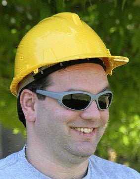 Safety Glasses with Tinted Lenses