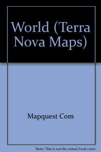 us topo - World: Terra Nova Map (Terra Nova Maps) - Wide World Maps & MORE! - Book - Wide World Maps & MORE! - Wide World Maps & MORE!