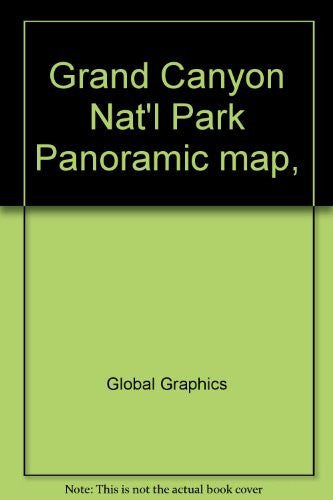 us topo - Grand Canyon Panoramic Map (Wilderness in Your Pocket) - Wide World Maps & MORE! - Book - Global Graphics - Wide World Maps & MORE!