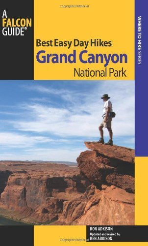 us topo - Best Easy Day Hikes Grand Canyon National Park (Best Easy Day Hikes Series) - Wide World Maps & MORE! - Book - Globe Pequot Press - Wide World Maps & MORE!