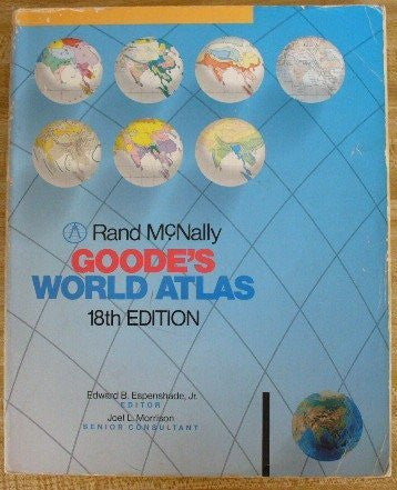 us topo - Goode's World Atlas - Wide World Maps & MORE! - Book - Wide World Maps & MORE! - Wide World Maps & MORE!