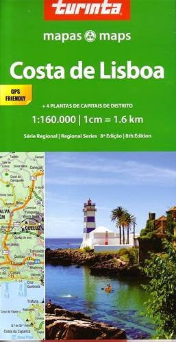 us topo - Coast of Lisbon: Costa De Lisboa (Regional Series) - Wide World Maps & MORE! - Book - Wide World Maps & MORE! - Wide World Maps & MORE!