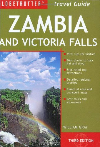 us topo - Zambia and Victoria Falls Travel Pack (Globetrotter Travel Packs) - Wide World Maps & MORE! - Book - Wide World Maps & MORE! - Wide World Maps & MORE!